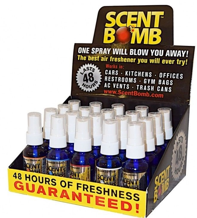Scent Bomb 1oz Concentrated Spray