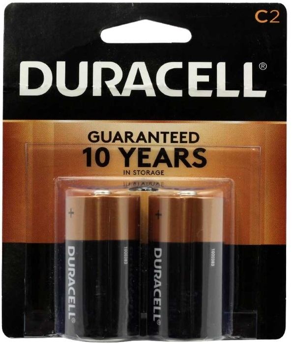 USA Duracell C-2