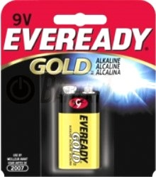 Eveready Gold 9V-1