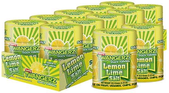 Lemon/Lime Twang 1.15oz Shakers
