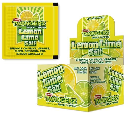 Lemon/Lime Twang Packets