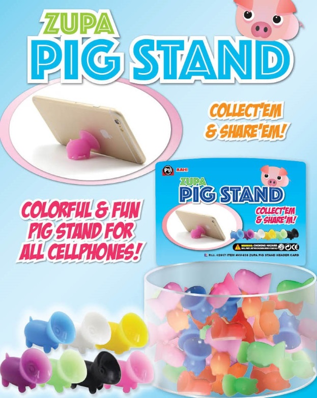 Cell Phone Pig Stands