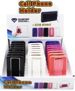 Elastic Cell Phone Grip w/ Kick Stand