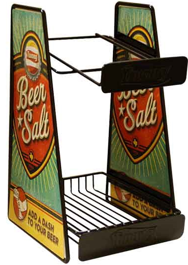 FREE Twang Beer Salt 1.4oz Long-Neck Display