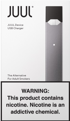 Juul Black Basic Starter Kit
