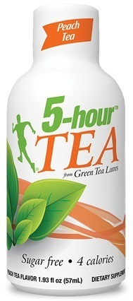 5-Hour Peach Tea