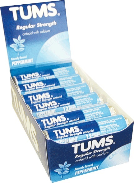 Tums Peppermint