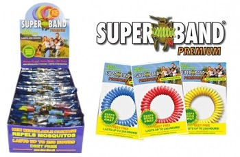 Super Insect Repelling Band