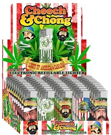 Cheech N Chong Refillable Torch Lighter