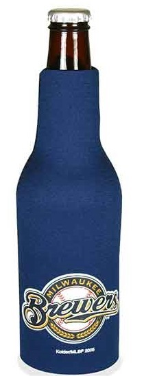 Milwaukee Brewer Bottle Suit w/ Zipper