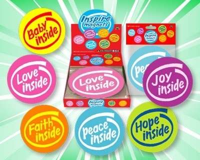 Inspire Magnets