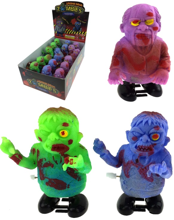 Wind Up Living Dead Zombies