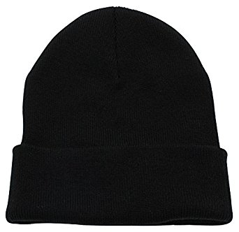 Black Knit Hats