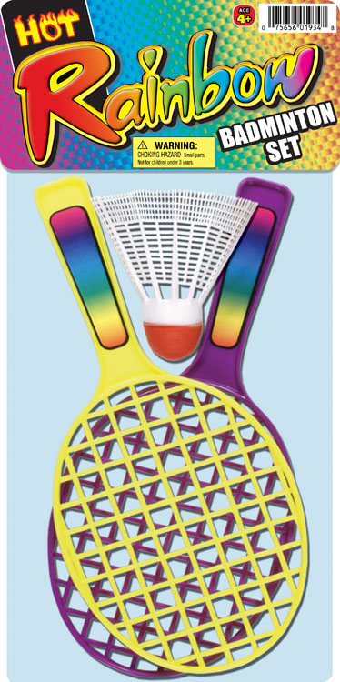Rainbow Badminton