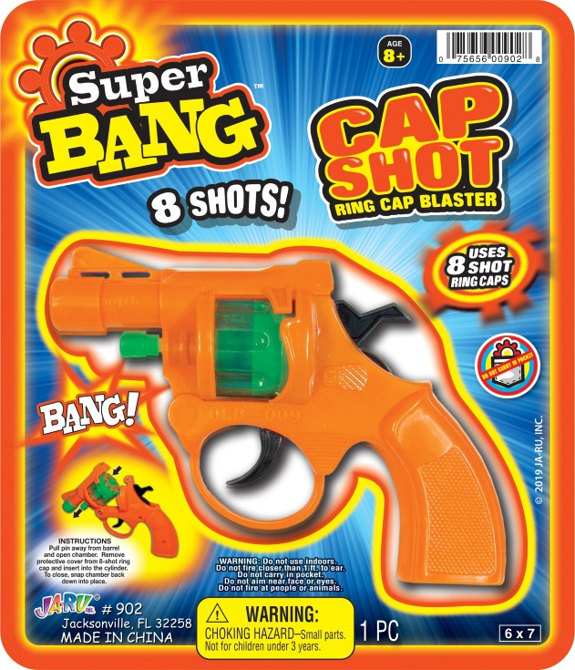 Super Bang Cap Shot