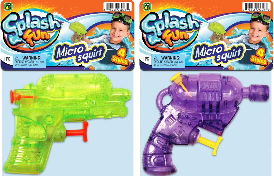 Splash Micro Cyber Water Gun