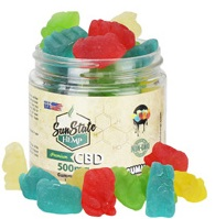 S.S. Gummy Bears 500mg