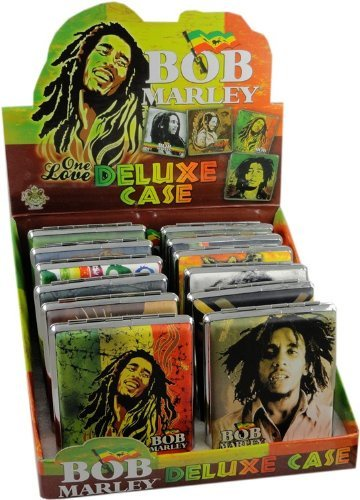 Bob Marley Cigarette Case for Kings
