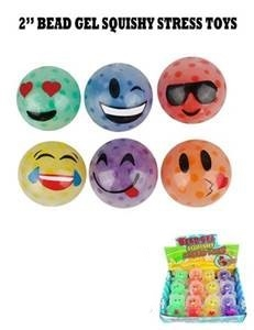 Bead Gel Squishy Stress Toy