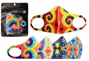 Tie-Dye Reusable Mask