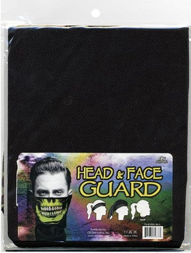Head & Face Guard